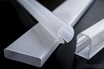 About Yongtek Plastic Tube Profile Taiwan Diffuser Gpps