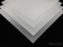 yongtek diamond square diffuser plate