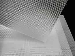 UGR prism diffuser sheet