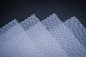 Pyramid (Prism) Diffuser Sheet for YONGTEK CO , LTD