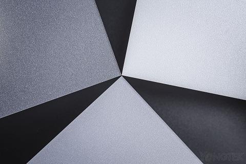milky diffuser sheet
