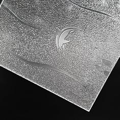 PS patterneded sheet