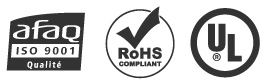 ISO 2001 RoHS