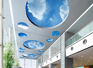 Sky Ceiling diffuser